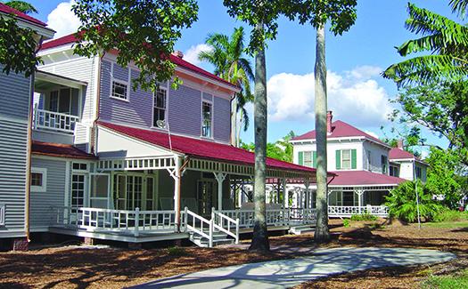 The Edison & Ford Winter Estates