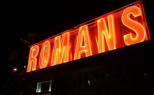 Roman's Oasis