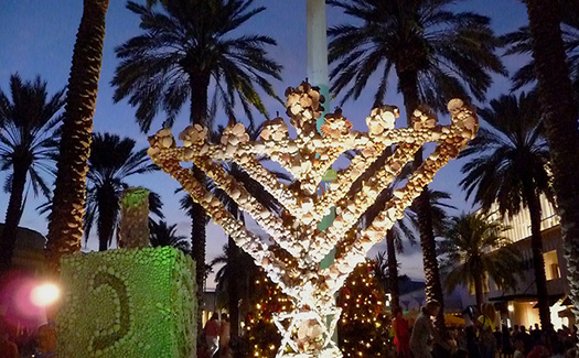 Hanukkah Miami Beach