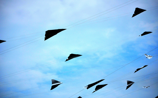 The science of flight: Paper airplanes 2