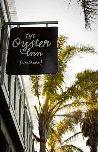 The Oyster Inn, Waiheke Island, New Zealand (Image: The Oyster Inn)