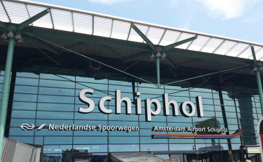 Schiphol Amsterdam Airport (Image: -JvL-)
