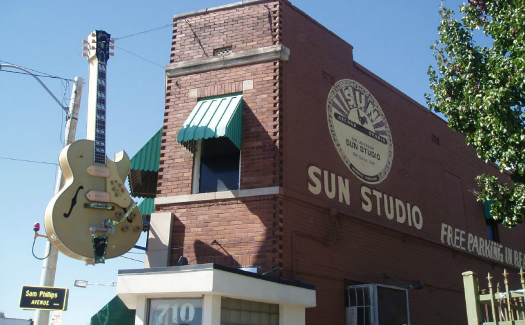 Sun Studio (Image: paparutzi)