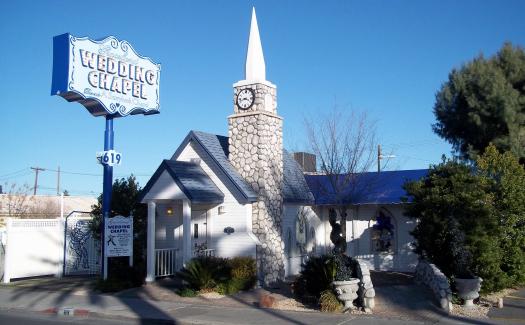 Graceland Wedding Chapel (Image: time_anchor)