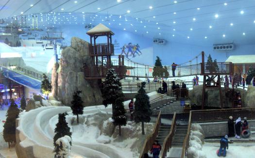 Ski Dubai (Image: techbirmingham)