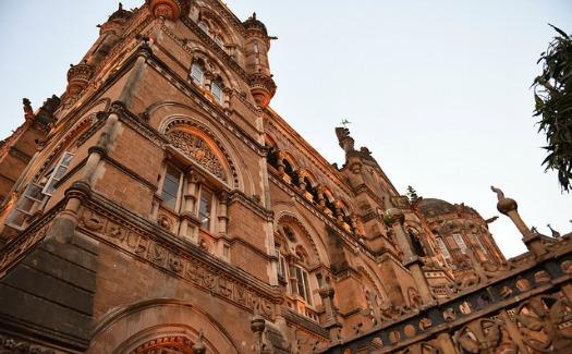 Chhatrapati Shivaji Terminus (Image: Francisco Antunes)