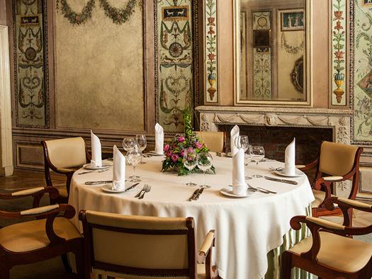 Pompeian Rooms. Photo by Restauracja Wierzynek