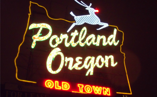 Portland, Oregon (Image: pdx107)