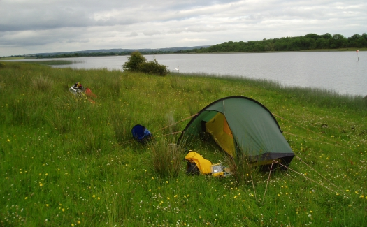 Image: Steven Cadman, Camping on Trannish Island via Flickr CC BY-SA 2.0