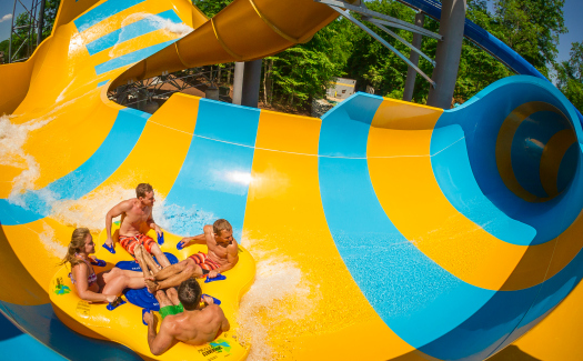 Colossal Curl™ (Image: Busch Gardens® Williamsburg)