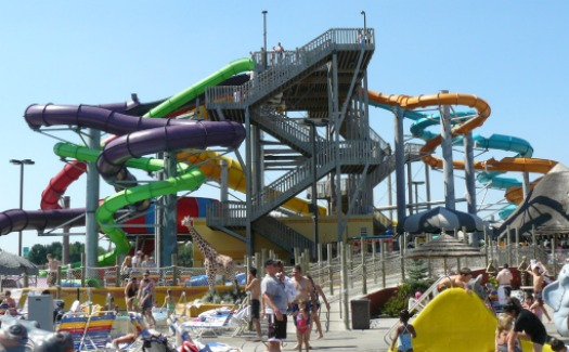 Top 10 wild water park attractions in the US