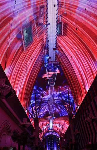 Fremont Street Experience in Las Vegas (Image: dherrera_96)