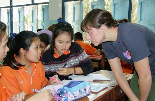 Find a cause you're passionate about (Image: Children's Organization of Southeast Asia used under a Creative Commons Attribution-ShareAlike license)