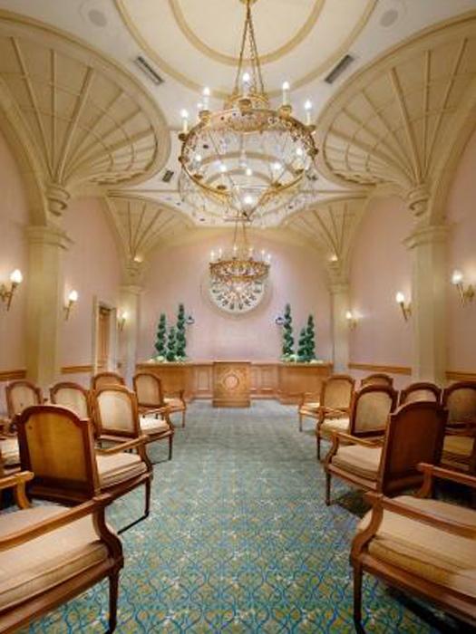 The Chapel at Excalibur (Image: MGM Resorts International)