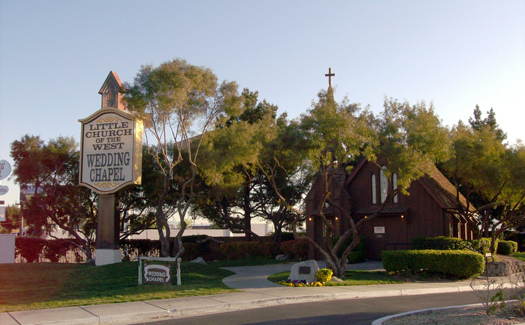 The Little Church of the West (Image: smoses)