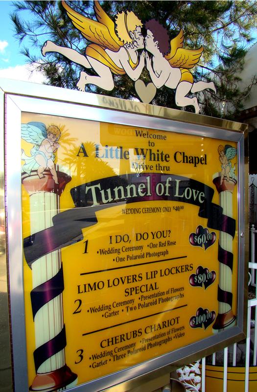 The Tunnel of Love (Image: istolethetv)