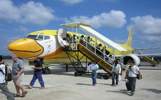 What it's like to fly on a low cost air carrier