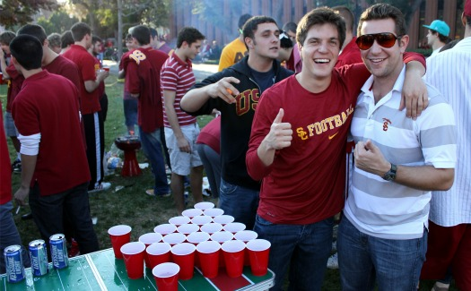 What tailgating looks like to other cultures 5