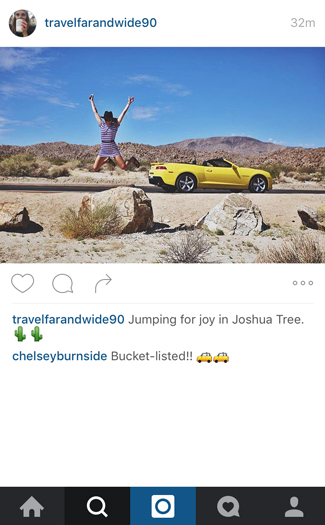 What you wish you could comment on your friend's vacation Instagrams 3