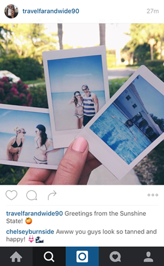 What you wish you could comment on your friend's vacation Instagrams 7