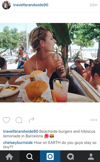 What you wish you could comment on your friend's vacation Instagrams 9