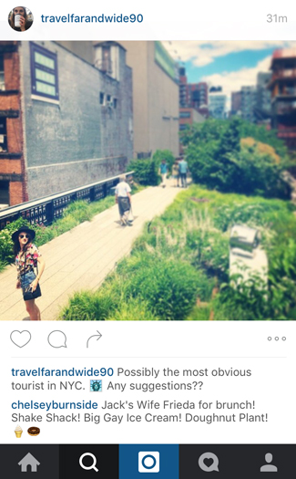 What you wish you could comment on your friend's vacation Instagrams 11
