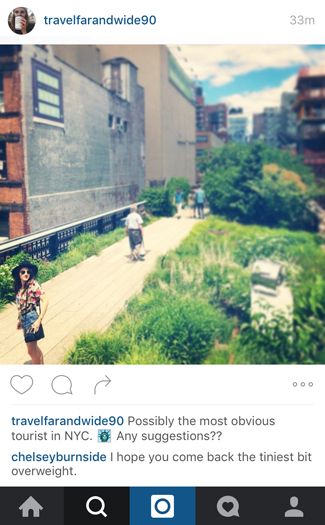 What you wish you could comment on your friend's vacation Instagrams 12