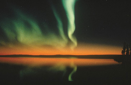 Where to see the Northern Lights in North America
