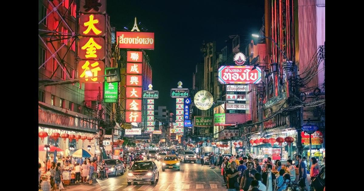 Cheap Flights to Bangkok, Thailand - Search Deals on Airfare